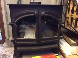 Villager gas fired stove - unused
