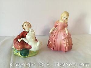 Royal Doulton Figurines 5 A