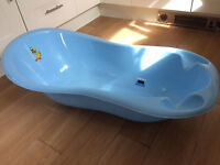 Large 102 cm baby bath with stand