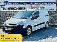 2018 67 CITROEN BERLINGO 1.6 625 ENTERPRISE L1 BLUEHDI 74 BHP DIESEL