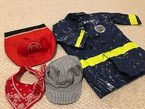 Police, Fire & Engineer Costumes