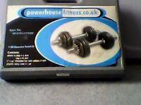 Fitness Dumbbell Set