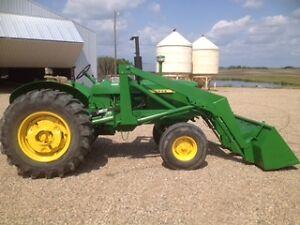 3010 John Deere tractor