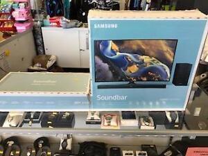 "Samsung HW-KM45C 35.8"" 2.1 Channel Soundbar with Wireless Subwoofer"