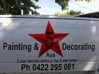 5 star painting and decorating Aus discount roof spray Temora Temora Area Preview