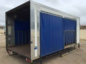 Truck Body - Roll Tarps + Gates Kenwick Gosnells Area Preview