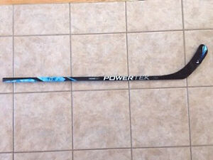 Composite hockey stick - youth right handed.