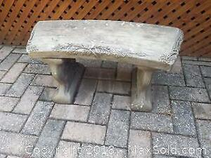 Outdoor Garden Bench - C