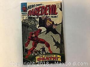 Daredevil 1960s Number Issue 20