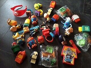 x36 MacDonald's Children's Toys Perfect for Party Bags?? £4 the lot