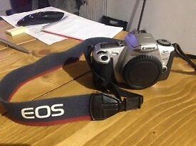 Canon Rebel 2000 EOS SLR Camera
