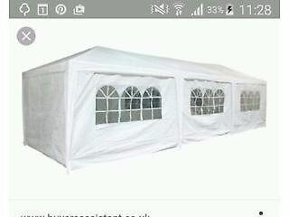 B Q Blooma Skye Party Tent Gazebo