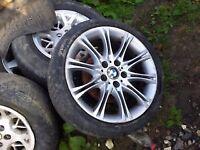 bmw e46 mpower sport 18in ALLOYWHEELS alloy wheels
