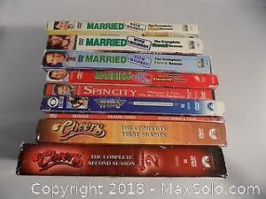 TV Series DVD's