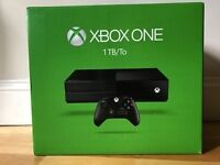 XBOX ONE 1TB FOR SALE (NEW Unopened)