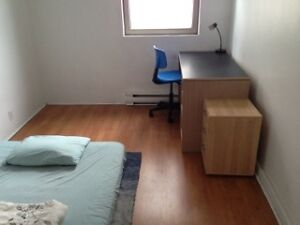 Room for Sublet (May-August) Lease renewal from August possible!