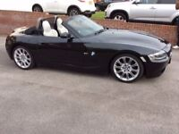 **BMW Z4 / 2008 / Convertible / 97.780 miles / Manual / 20L / £6750 ONO - excellent condition**