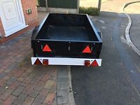 General purpose trailer approx 6 x 4 in very good condition