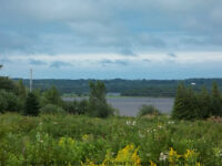 Building Lot with view of Tatamagouche Bay