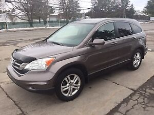 2011 Honda CR-V Brun sable VUS, multisegment