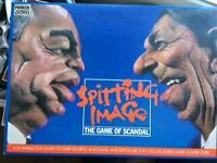 Spitting image board game