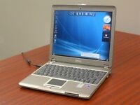 Dell Latitude X300 Laptop (WinXP) & Docking Station