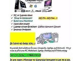 DATA -RECOVERY...!!/ DATA- RETRIEVE...!!/*Laptop Repair /*IT Networking Services/*Server/*Email