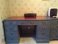 Reproduction Antique Desk