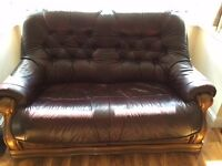 Leather Sofa Collection