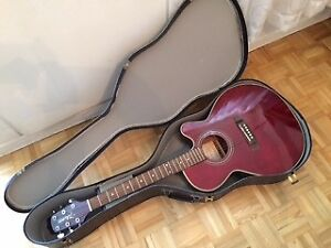 Takamine G Series EG540C acoustic-electric guitar