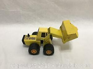 Vintage Metal BUDDY Truck Toy - A