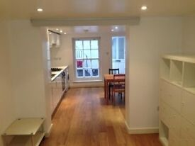 2 DOUBLE BEDROOM SPLIT LEVEL APARTMENT WITH GARDEN IN CAMDEN