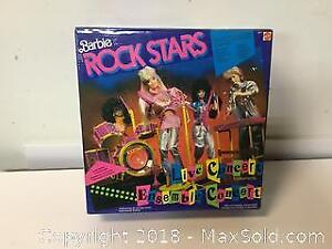 Barbie And The Rockstars Concert Instruments