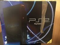 Sony Playstation 2 and games