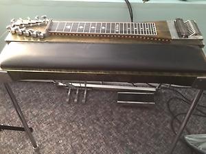 Steel guitare a vendre 2100.00