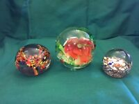 ASSORTED PAPER WEIGHTS Ottawa Ottawa / Gatineau Area Preview