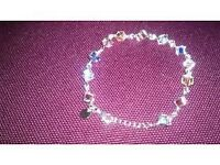 Ladie's Solid Silver Bracelet just £5 Brand New In Gift Box