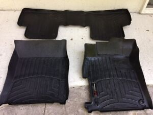 Weather Tech Mats for 2013 Honda Civic Coupe
