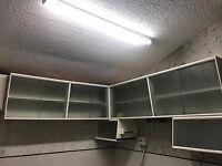 Retro kitchen units