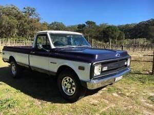 1969 Chevrolet C20 Ute Corlette Port Stephens Area Preview