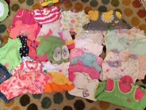 2 Baby Clothing Lots