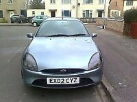 FORD PUMA 2002 16v 1.7 METALLIC BLUE **£780:00 **