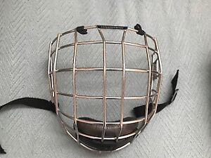 cage for helmet