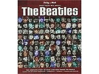 Book - The Beatles, The complete story of four lads who shook the world