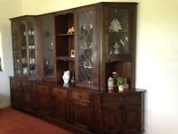 Jaycee Display Cabinet / Sideboard