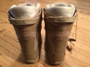 Ride Muse Woman's Snowboard Boot size 8.5 West Island Greater Montréal image 3