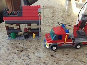 City Lego Fire Emergency Kit 6003