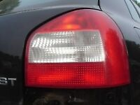 A3 AUDI 1.8T REAR LIGHT Breaking for parts POLAŃSKI