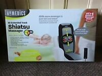 HoMedics Shiatsu Massager with heat setting.