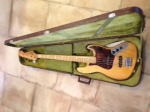 1977 fender jazz bass for sale